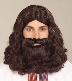 adult beard