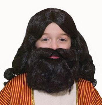 child beard