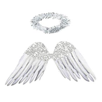 make an angel costume