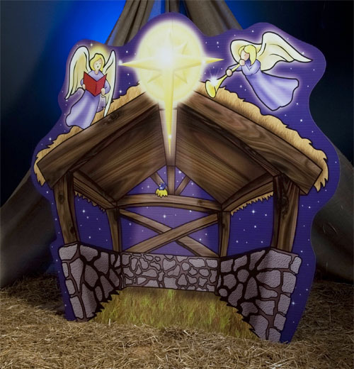 ideas for newborn photo props - Nativity Stable & Manger Christmas Nativity Costumes