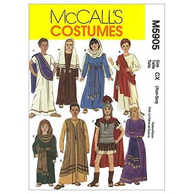 McCalls pattern M5905 biblical costumes