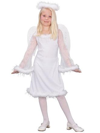 Angel Costume Christmas Nativity Costumes