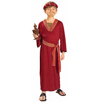 child wise men costume purple