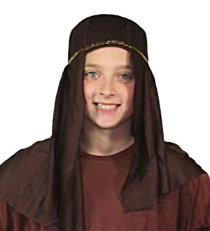 nativity headpiece hat