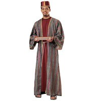 adult wise men costume ruby
